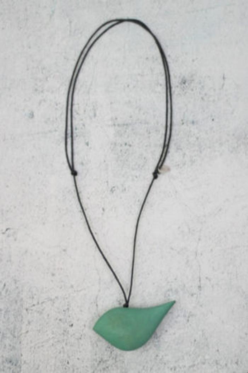 Sylca Bird Necklace - Front Cropped Image