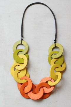 Shoptiques Product: Multi Color Necklace