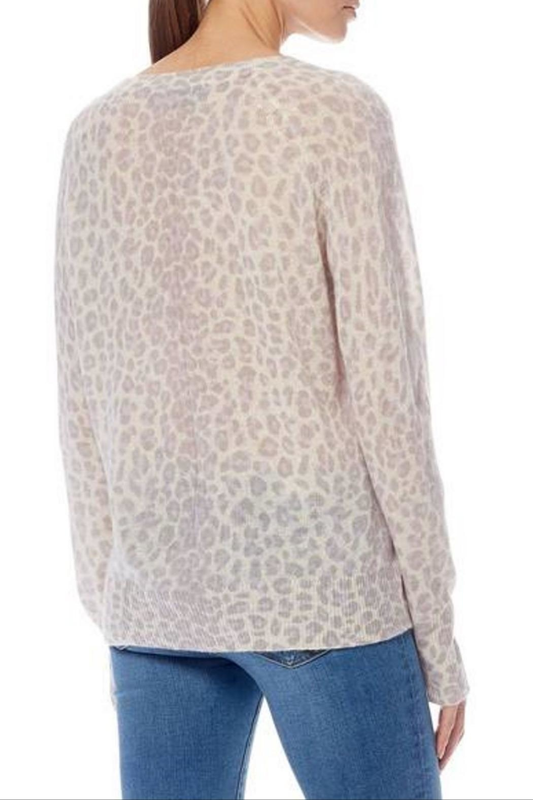 360 Cashmere Sylvia Sweater - Side Cropped Image