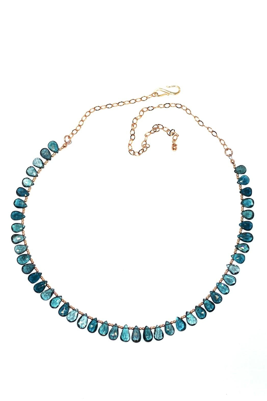 accordion diamonds gold necklace blue exclusive white with oro topaz inspiration london colore in