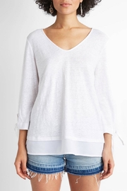 Sanctuary Sylvie Tie-Sleeve Tee - Product Mini Image