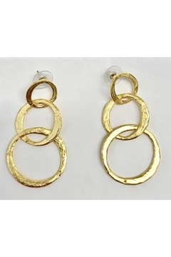 Stephanie Kantis Symbol Gold Earring - Product List Image