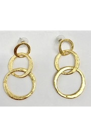 Stephanie Kantis Symbol Gold Earring - Product Mini Image