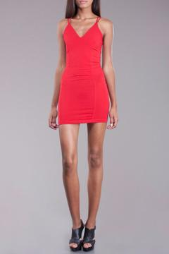 Shoptiques Product: Red Boycon Mini Dress