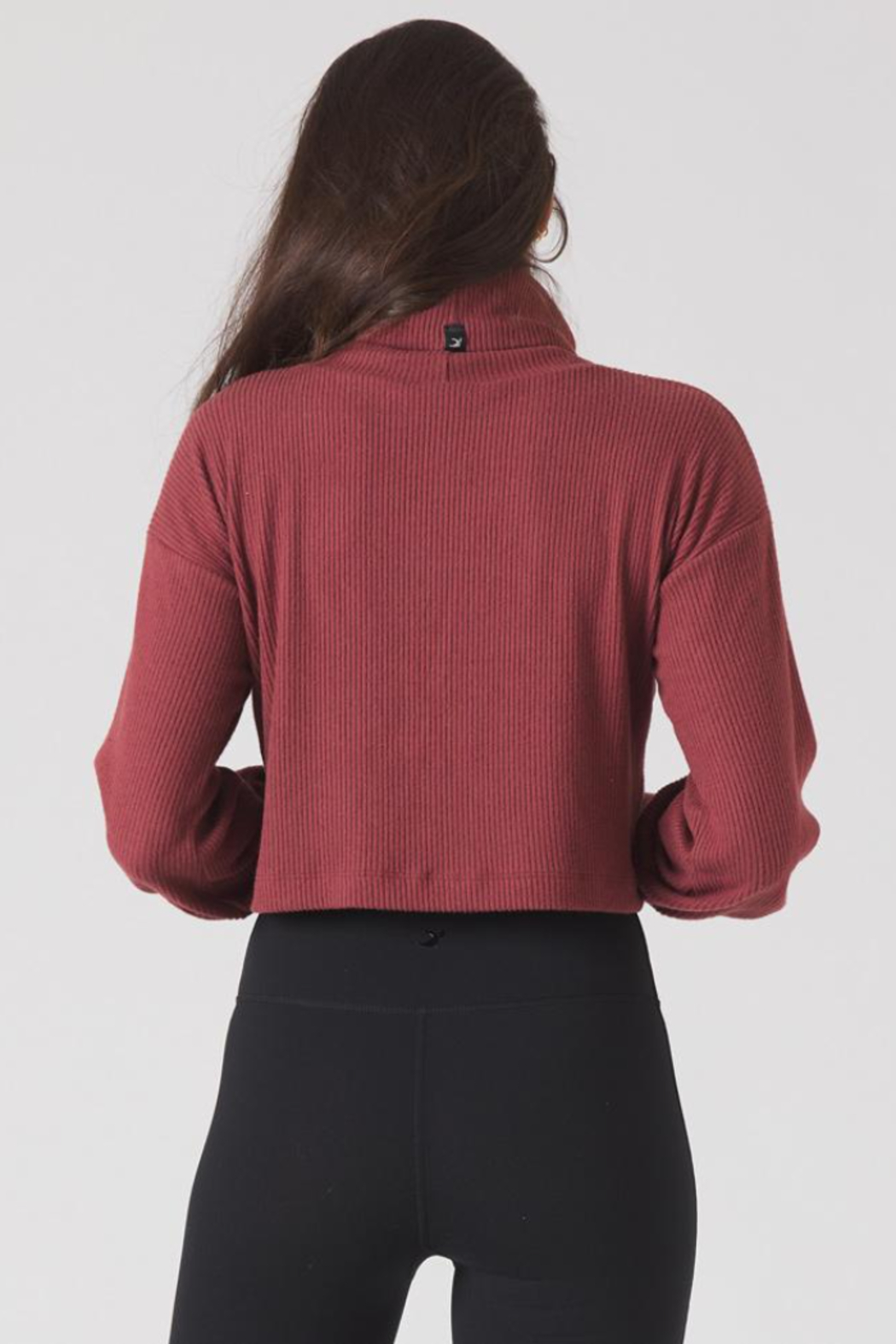 Glyder Symphony Sweater - Side Cropped Image