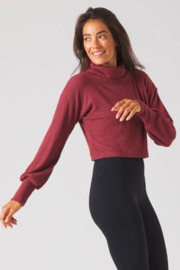 Glyder Symphony Sweater - Front full body