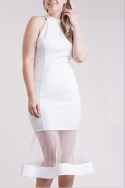 Symphony Halter-Neck Dress - Product Mini Image