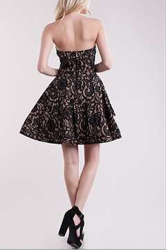Symphony Sweetheart Lace Dress - Alternate List Image