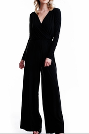 Symphony Wrap Jumpsuit - Product Mini Image