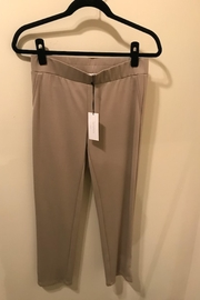 Symphony Tan Cropped Pant - Product Mini Image