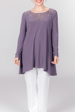 Sympli Deco Tunic Top - Product List Image