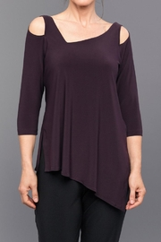 Sympli Focus Tunic Top - Product Mini Image
