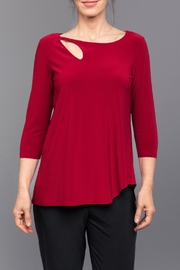 Sympli Fortune Top - Front cropped
