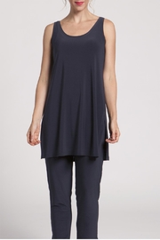 Sympli Go-To Tank Tunic - Product Mini Image
