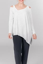 Sympli No Brainer Tunic - Front cropped