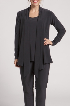 Sympli Black Cardigan - Alternate List Image