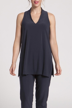 Sympli V Tunic Sleeveless - Alternate List Image