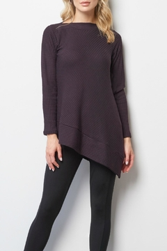 Sympli Waffle Knit Tunic - Alternate List Image