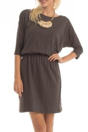 Synergy Organic Knit Gallery Dress - Product Mini Image