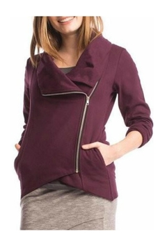 Synergy Organic Soft Fleece Jacket - Product List Image