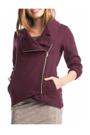Synergy Organic Soft Fleece Jacket - Product Mini Image