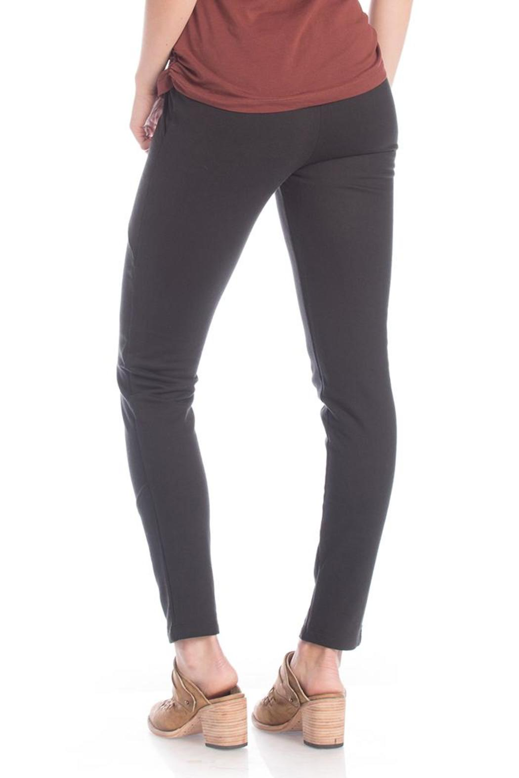 Synergy Organic Clothing  Charger Skinny Pant - Front Full Image