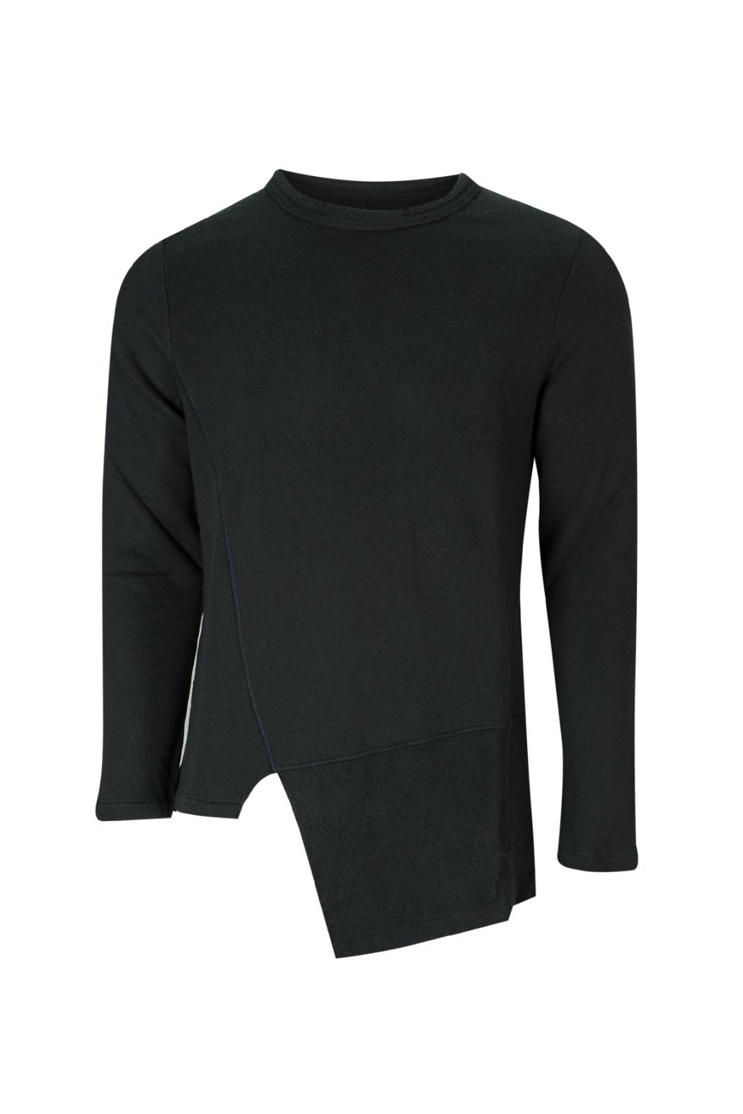 Syngman Cucala Asymmetric Sweater - Front Cropped Image