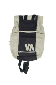 Shoptiques Product: Linen Rucksack Bag