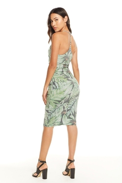 Chaser T-Back Bodycon Midi - Alternate List Image