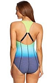 PROFILE T-Back One Piece - Side cropped