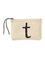 MUDPIE T Cosmetic Bag - Product Mini Image