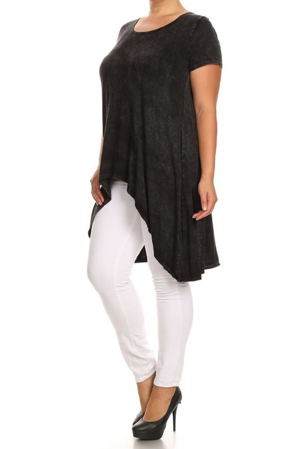 T-Party Fashion Back Stabber Top - Front Full Image