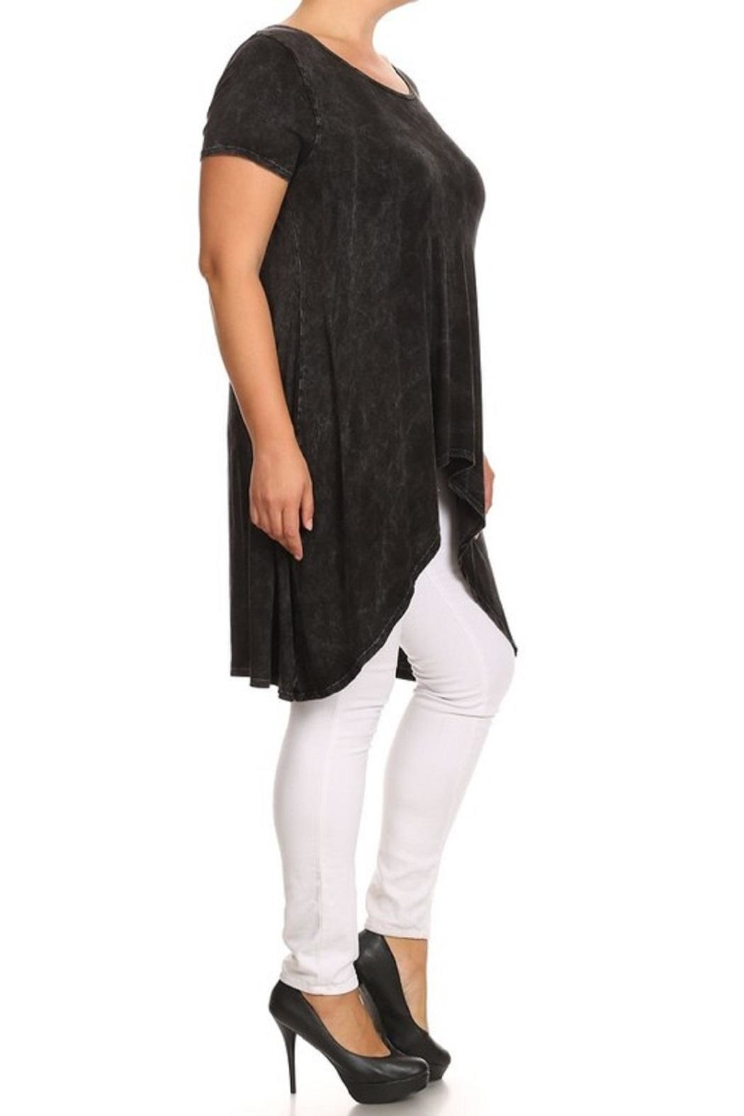 T-Party Fashion Back Stabber Top - Side Cropped Image