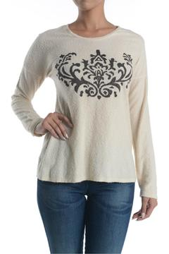 Shoptiques Product: Baroque Brushed Top