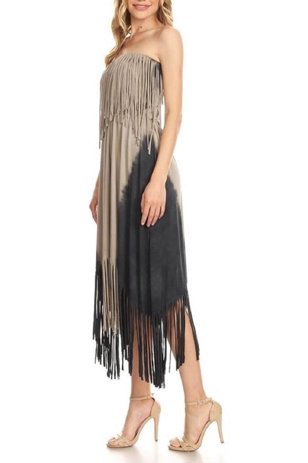 T-Party Fashion Frills & Fringes - Front Full Image