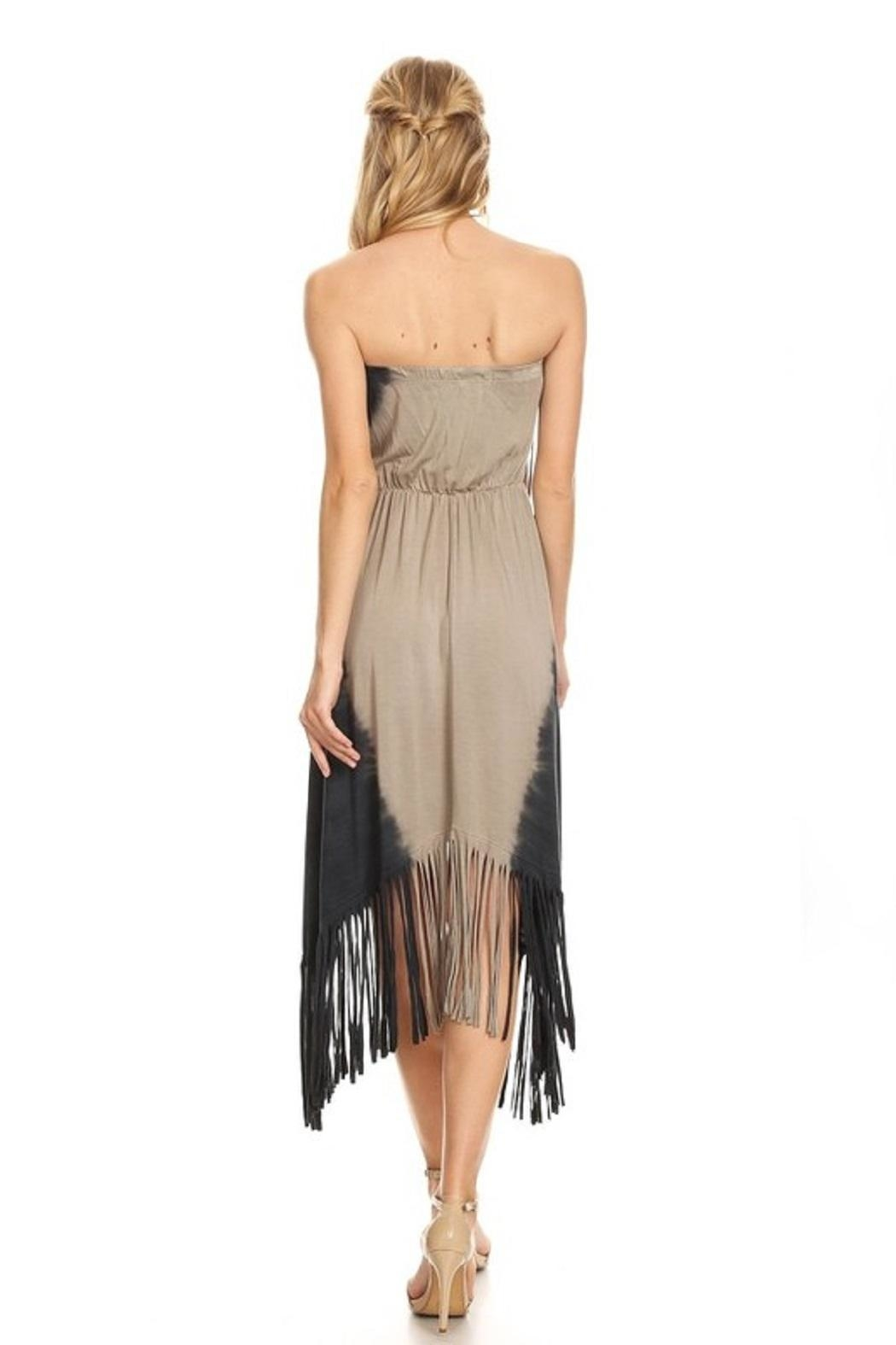 T-Party Fashion Frills & Fringes - Side Cropped Image
