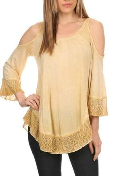 T-Party Fashion Gold Rush Tee - Product List Image