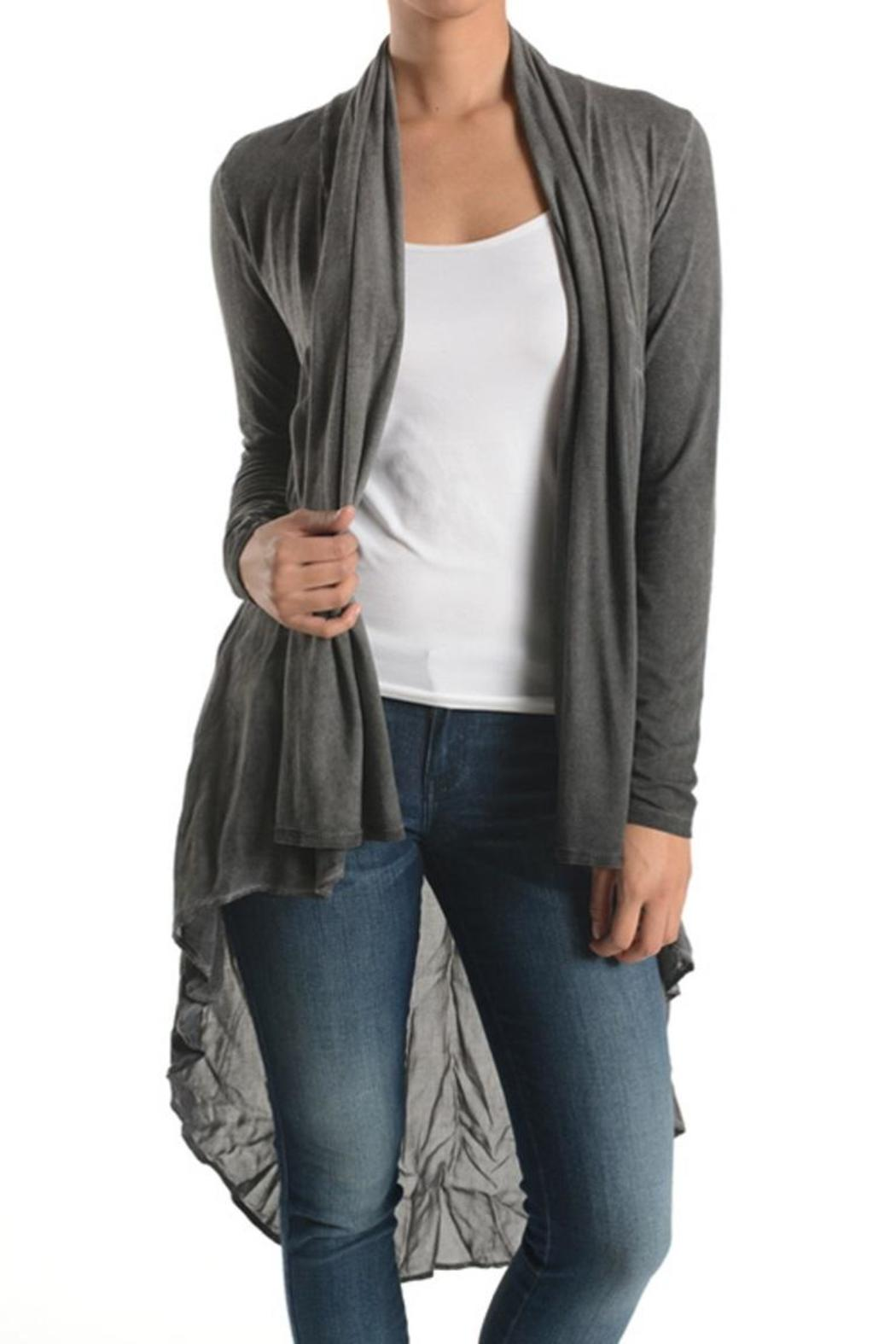 T-Party Fashion High Low Cardigan from Illinois by Lallygag ...