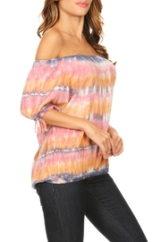 T-Party Fashion Off The Shoulder Colors - Side cropped