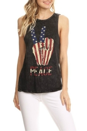 T-Party Fashion Relaxed Fit Tank - Product Mini Image
