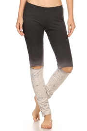 T-Party Fashion Ombre Leggings - Front cropped