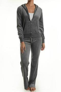 T-Party Fashion Velour Hoodie Set - Product List Image