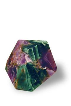 T.S. Pink Azurite Soap Rock - Alternate List Image