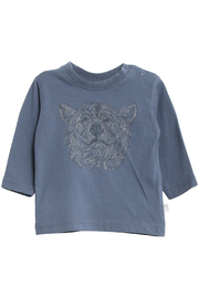 Wheat T Shirt Bear - Front full body