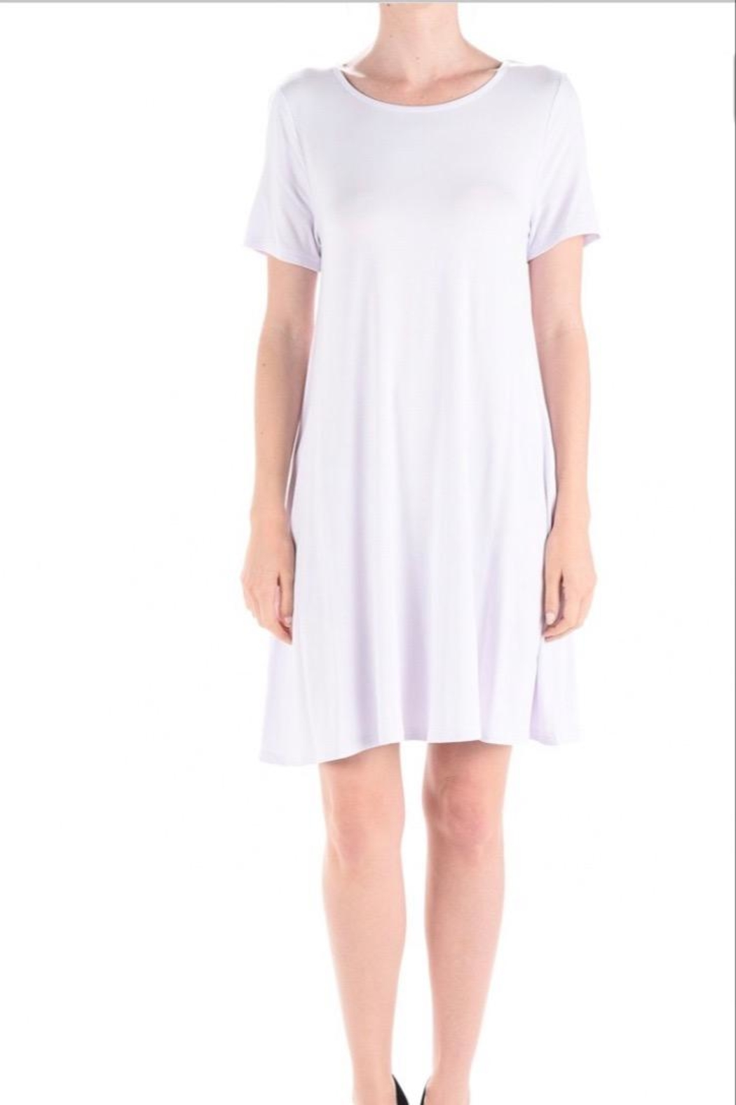 Aryeh T-Shirt Dress - Front Cropped Image
