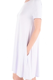 Aryeh T-Shirt Dress - Front full body