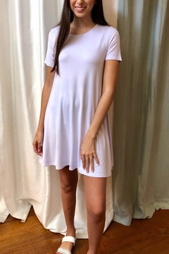 Aryeh T-Shirt Dress - Product List Image