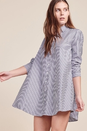 BB Dakota Olsen Stripe Dress - Product Mini Image