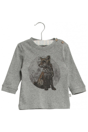 Wheat T-Shirt Fox - Product Mini Image