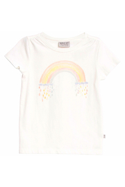 Wheat T-Shirt Rainbow - Front cropped